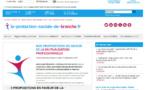 Un site Internet pour les partenaires sociaux !