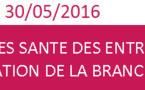 ETUDE sur les complémentaires santé hors recommandation de mai 2016